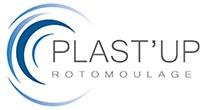 Plast'up Rotomoulage Logo